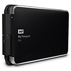 more details on WD 2TB Passport Pro Portable T/Bolt Hard Disk Drive.