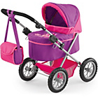 more details on Trendy Pink/Purple Dolls Pram.