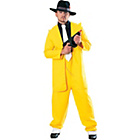 more details on Yellow Zoot Suit Costume - 38-40 Inches.