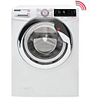 more details on Hoover Wizard DWL413AIW3 13KG Wi-Fi Washing Machine- Ins/Rec