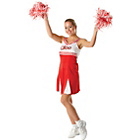 more details on Glee Cheerleader Costume - Size 16-18.