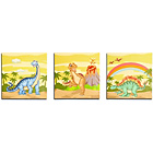 more details on Fantasy Fields Dinosaur Wall Art.