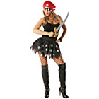 more details on Pirate Tutu Costume - One Size.