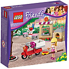 more details on LEGO Friends Stephanie's Pizzeria - 41092.