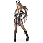 more details on Halloween Fallen Angel Costume - Size 6-8.
