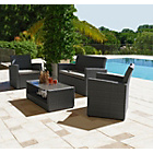 more details on Havana 4 Seater Patio Set - Express Delivery.