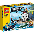 more details on LEGO® Pirates Treasure Island - 70411.