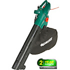 more details on Qualcast Corded Garden Blower and Vacuum - 2800W.