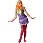 more details on Scooby Doo Sexy Daphne Costume - Size 8-10.