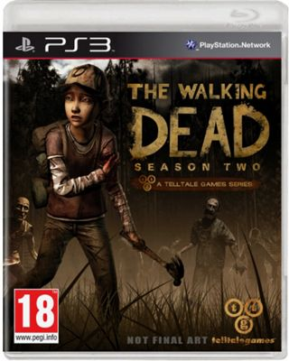 The Walking Dead 2 PS3 Game