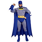 more details on The Brave and the Bold Deluxe Batman Costume - 40-42 Inches.