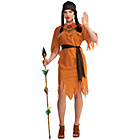 more details on Pocahontas Costume - Size 10-12.