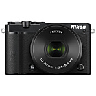 more details on Nikon 1 J5 20.8MP 10-30mm Compact System Camera - Black.