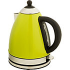 more details on ColourMatch Stainless Steel Jug Kettle - Apple Green.