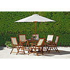 more details on Albury 6 Seater Patio Set - Express Delivery.