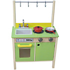 more details on Teamson Classic Wooden Kitchen.