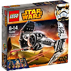 more details on LEGO Star Wars TIE Advanced Prototype - 75082.