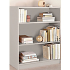more details on Maine Small Extra Deep Bookcase - Putty.