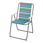 more details on Picnic Chair - Striped.