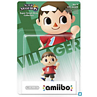 more details on amiibo Figure - Villager.
