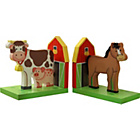 more details on Fantasy Fields Happy Farm Bookends.