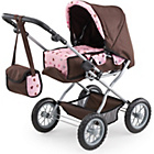 more details on Combi Grande Pink/Chocolate Trim Pram.
