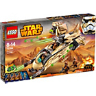 more details on LEGO&reg; <I>Star Wars&trade; </I>Wookiee&trade; Gunship - 75084.