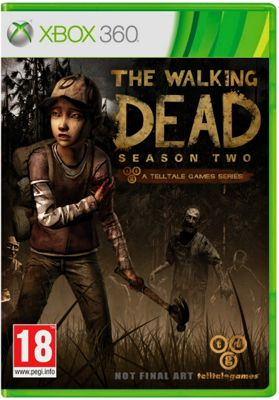 The Walking Dead 2 Xbox 360 Game
