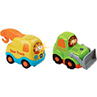 more details on VTech Toot Toot Drivers Twin Pack - Tow Truck.