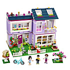 more details on LEGO Friends Emma's House - 41095.