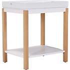 more details on Tray Top End Table - White.