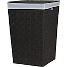 more details on ColourMatch Yarn Laundry Bin - Black.