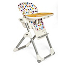 more details on Joie Mimzy Highchair - Optic Bright.