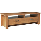 more details on Ohio 2 Drawer Coffee Table - Oak Effect.