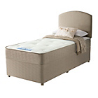 more details on Sealy Unwind Backcare Single Divan Bed.