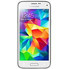 more details on Sim Free Samsung G800 Galaxy S5 Mini Mobile Phone - White.