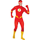 more details on DC Super Heroes The Flash 2nd Skin Costume - Medium.