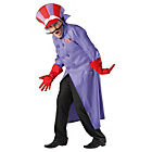 more details on Wacky Races Dick Dastardly Costume - 38-42 Inches.