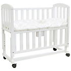 more details on Kooltrade Jack and Lily Crib with Mattress.