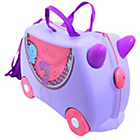 Trunki Bluebell Ride On Suitcase