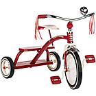 more details on 433A Classic Red Dual Deck Trike 12 Inch.