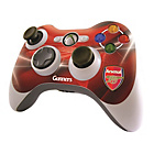 more details on Arsenal FC Xbox 360 Controller Skin.