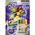 more details on Crayola Colour Alive Enchanted Garden.