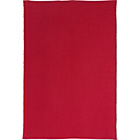 more details on ColourMatch Cotton Rug - Poppy Red.