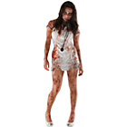 more details on The Walking Dead Zombie Nurse Costume - Size 10-14.