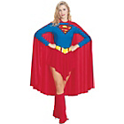 more details on DC Justice League Supergirl Costume - Size 8-10.