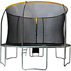 more details on Sportspower 12ft Trampoline & Enclosure with Ladder and Bag.