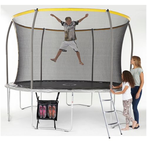Sportspower 12ft Trampoline & Enclosure with Ladder and Bag
