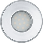 more details on Eglo Igoa 85mm Chrome Bathroom Spotlights - Set of 3.
