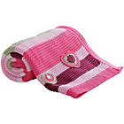 more details on Clair de Lune Pick n Mix Blanket - Pink.